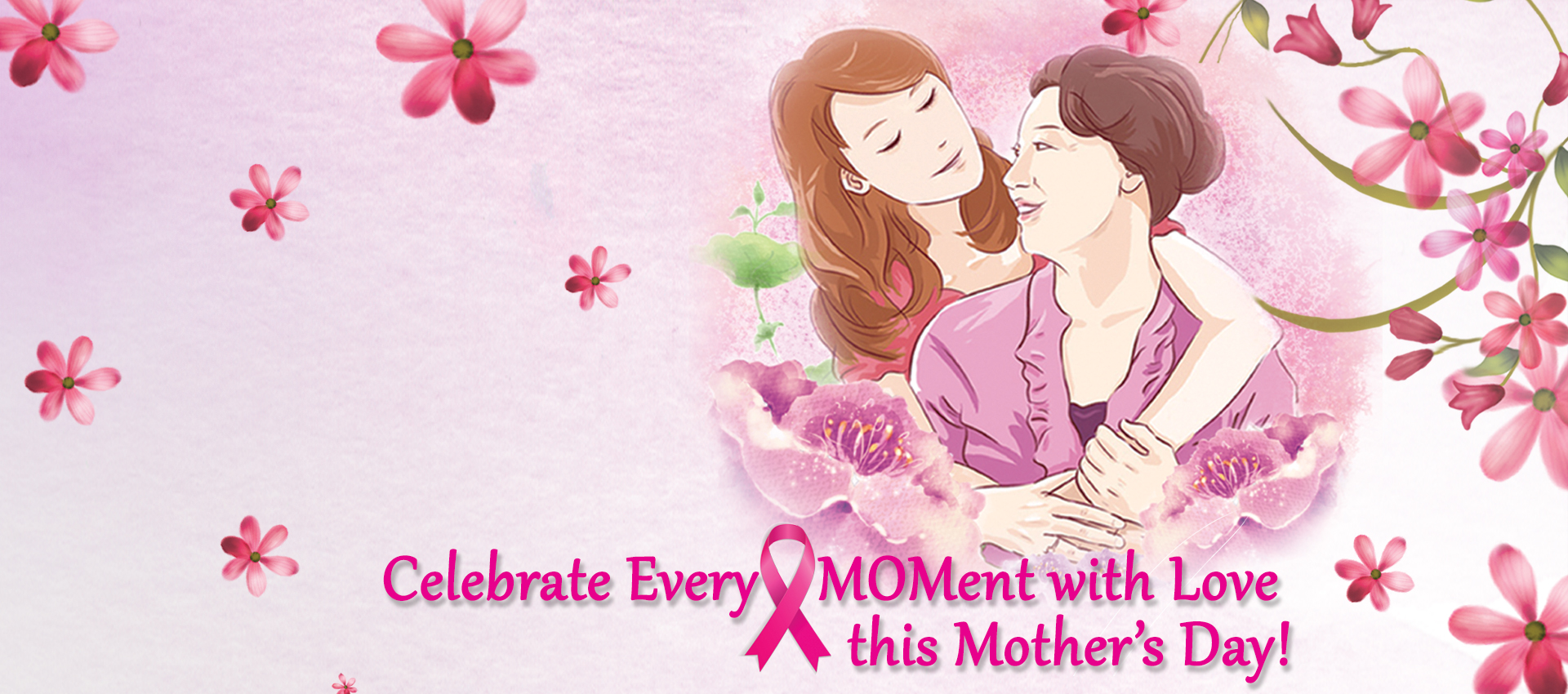 Celebrate Every MOMent with Love this Mother's Day!