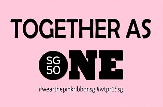 Wear The Pink Ribbon Campaign 2016