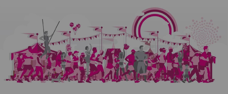 Pink Ribbon Walk 2017