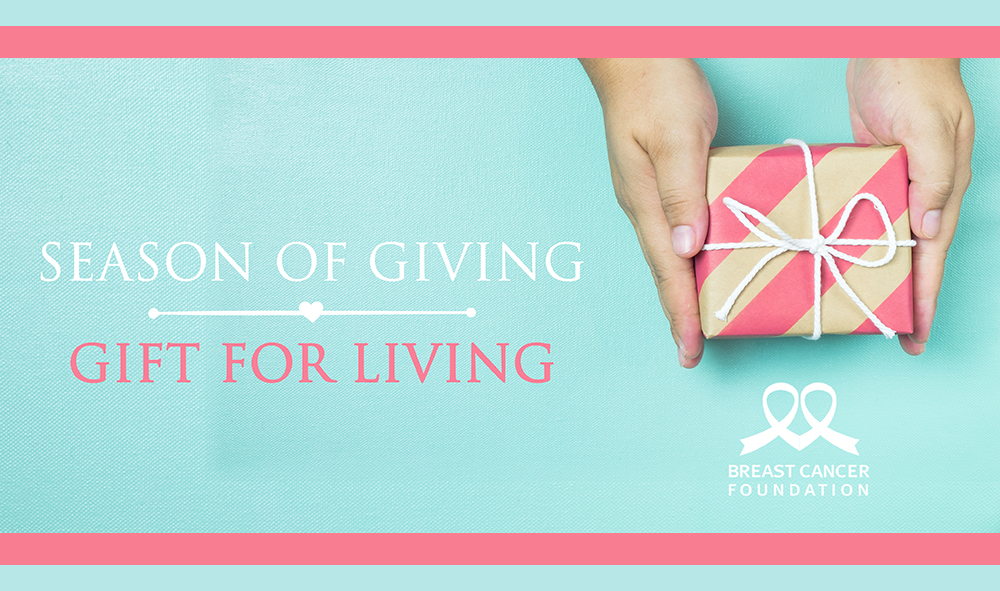 Season Of Giving, Gift For Living