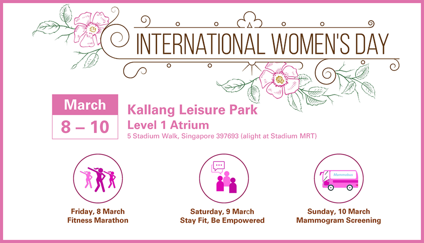 Celebration of International Women's Day